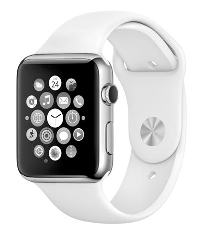 苹果手表引发商界各方无限产业想像
