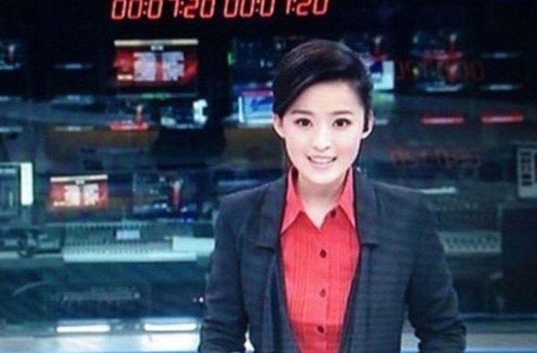 近年走红的央视最美女主播