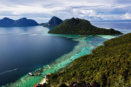 婆罗洲 现代奢华的原生态岛屿