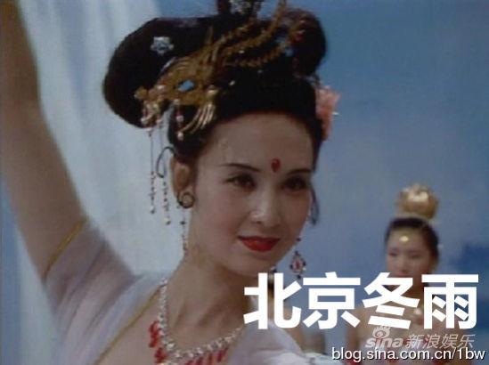 86版西游记嫦娥扮演者邱沛宁近照曝光图片