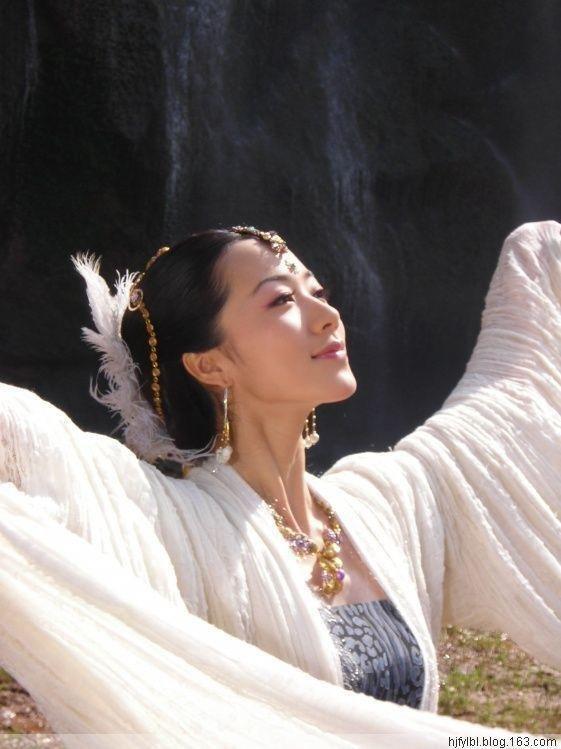 刘亦菲高圆圆范冰冰 女星最美不过古装 图