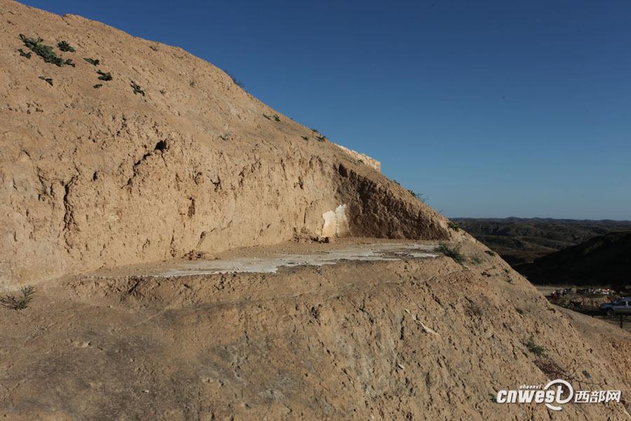神木石峁遗址媲美玛雅古城