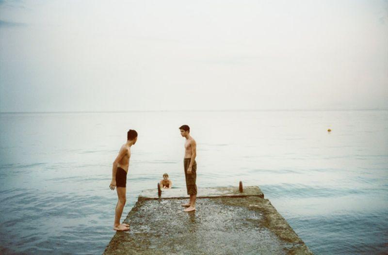 揭秘东欧少年夏令营生活图片