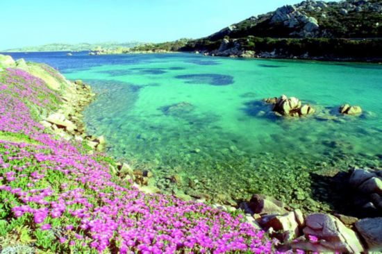 意大利最美的海滩和岛屿