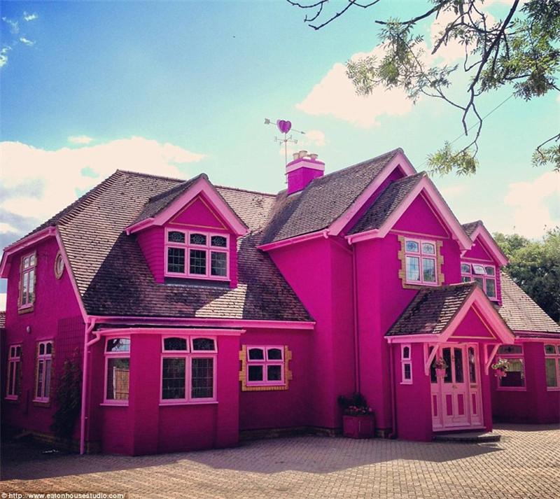 伊顿粉色:小时童话宾馆时期公寓的主题梦境(图情趣用品24少女杭州图片