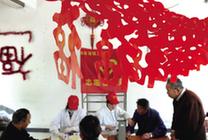 秀洲:青年志願者結對敬老院