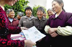 秀洲:婦聯動員姐妹投身治水