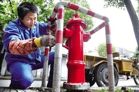 秀洲:消防栓集中維護保養