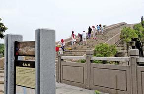 """秀洲:""""紅領巾""""志願者守護大運河"""