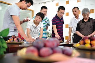 秀洲:槜美洪合·2014槜李品鑒會舉行