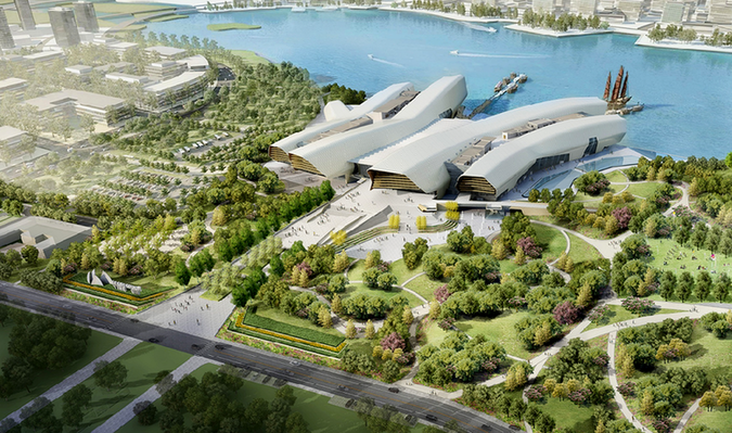 国家海洋博物馆LOGO设计方案征集公告