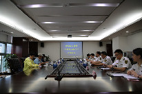 中国国门时报副总编华静一行赴鄞州检验检疫局调研