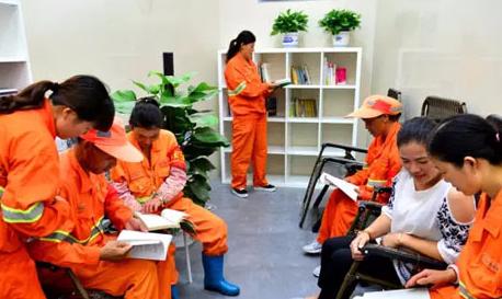 杭州爱心满城31个城管休息点欢迎市民歇脚