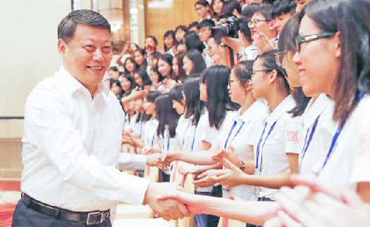 240名香港青少年来甬考察交流 宁波高规格招待
