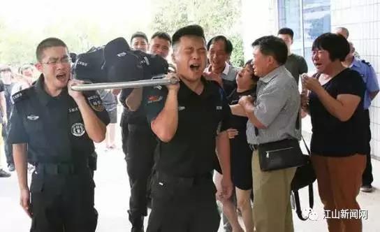 江山90后协警牺牲全城哀痛:如果可以换你回来