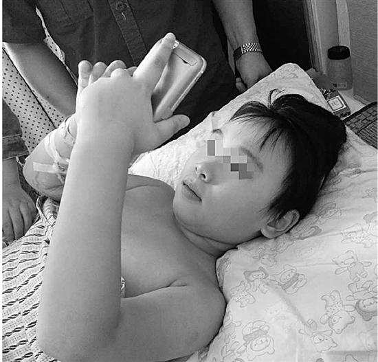台州车祸男孩,近期就可出院