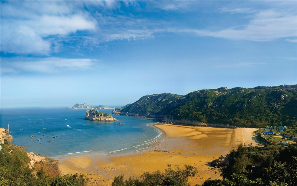 碧海仙山南麂列岛