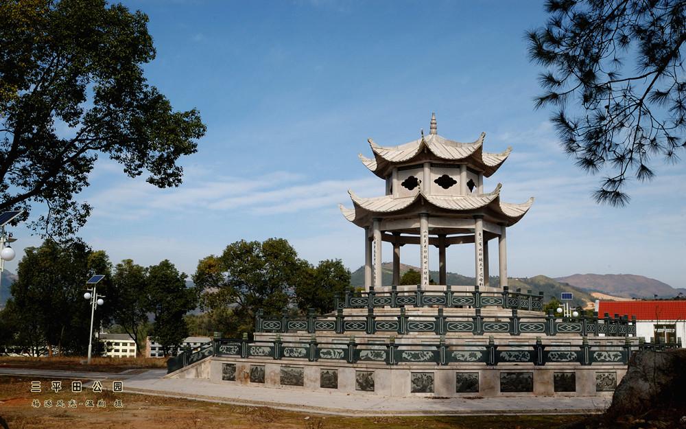"""梅源社区:""""国家级生态乡"""""""