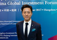 歐洲貨幣機構投資者大中華區首席執行官汪弘彬接受採訪