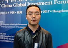 火石創造運營總監邱小亮接受採訪
