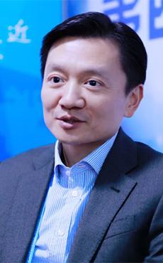 """安恒总裁范渊:互联网经济跨界""""重生"""" 安全伞下共促繁荣"""