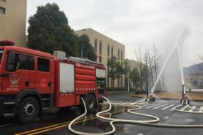 宁波(余姚)特种机器人生产基地正式投产 助力消防应急救援