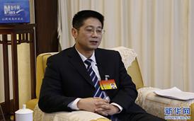 """[两会访谈]东阳市长姚激扬:做""""最懂影视的政府"""""""