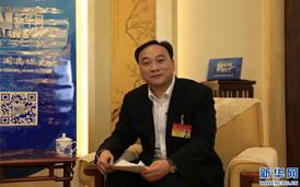 """[新华访谈]龙泉市长吴松平:将""""二宝""""培育成百亿产业"""