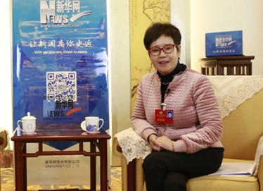[新华访谈]华策赵依芳:擦亮中国影视副中心金名片