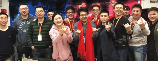 杭州有200多个程序员没回家团聚
