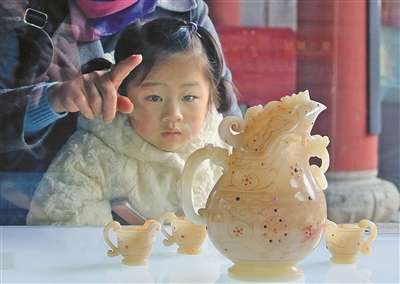 庆安会馆举行 玉文化系列活动