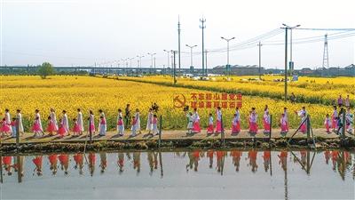 余姚瑶街弄村:江南鱼米之乡 展露新风采