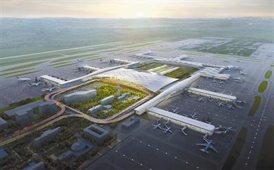 杭州机场三期计划9月动工 2022年上半年将试运行