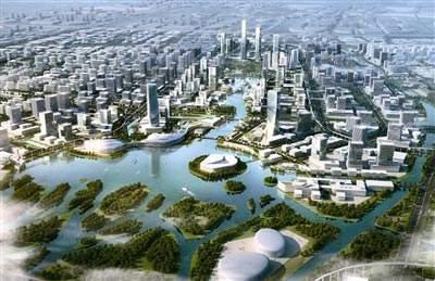 杭州未来科技城核心区明年建成地下交通网