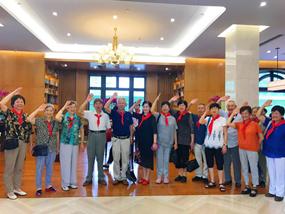 宁波养老掠影:举办生活艺术节为养老生活添彩