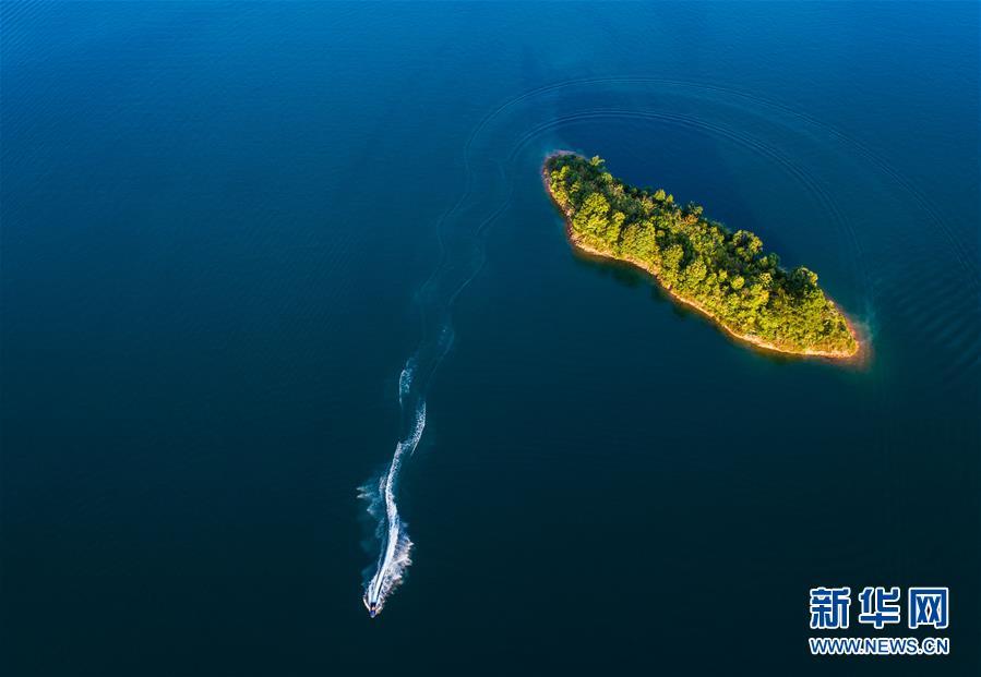 """綠色産業發展守護千島湖""""一湖碧水"""""""
