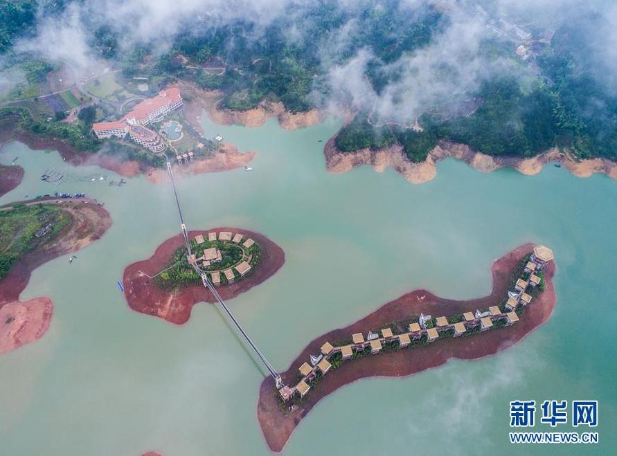 擘畫新時代中國發展新坐標——深入推動長江經濟帶發展述評