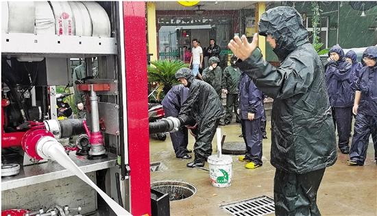 杭嘉湖甬等地全力保障群众生产生活