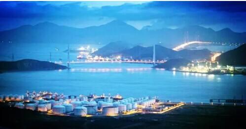 浙江舟山:打造东北亚保税燃油供应中心