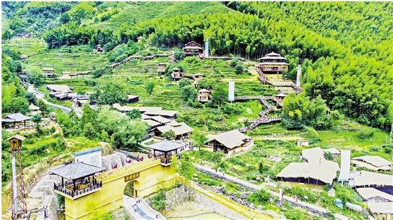 """特色怎么挖掘 景宁畲族小村的""""活化""""实验"""