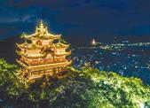 """西湖夜景观2.0正式上线 杭州这颗""""明珠""""将更璀璨迷人"""