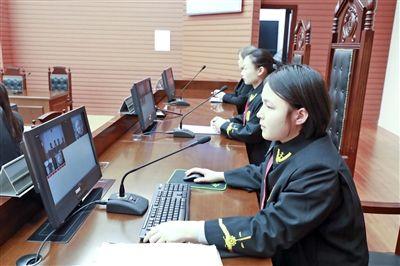宁波移动微法院打造移动电子诉讼新模式 小程序撬动大变革