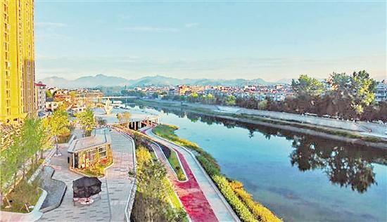 富阳新登镇将历史文化融入美丽城镇建设 千年古城,开启复兴之路