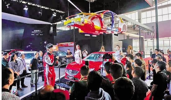 西博车展又来啰 60多个品牌将推年度特价