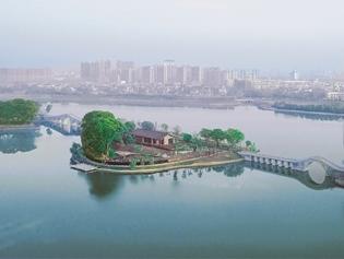 天台:共建名县美城 共享绿色福祉