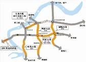 亚运会前,杭州江南区域要建5条快速路