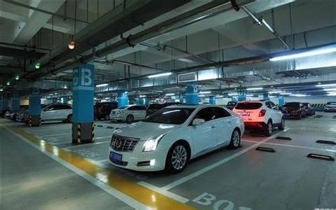杭州火车东站附近又添停车场
