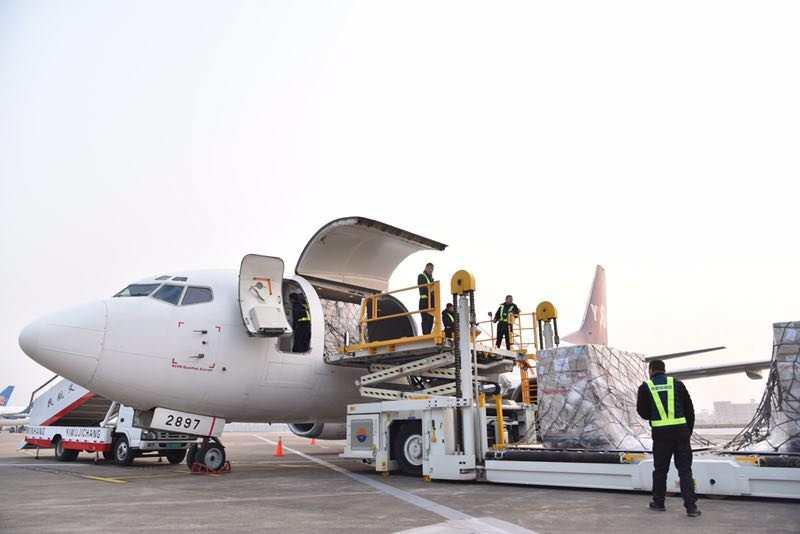 """义乌首尔开通全货机航线 为义乌参与""""一带一路""""建设注入新动能"""