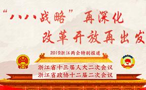 2019浙江兩會特別報道