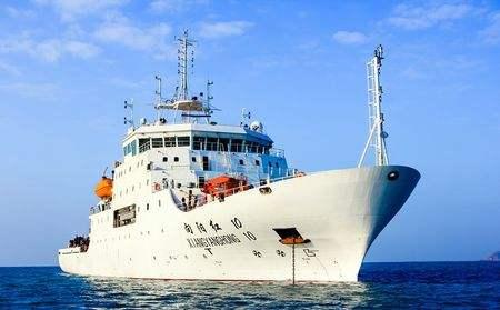 """""""向阳红10""""号赴太平洋海域开展资源环境调查"""